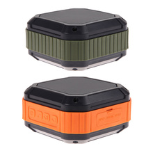 High Quality Best Outdoor & Shower Waterproof Bluetooth V4.0 Speaker with 12 Hour Playtime Two Colors Free Shipping