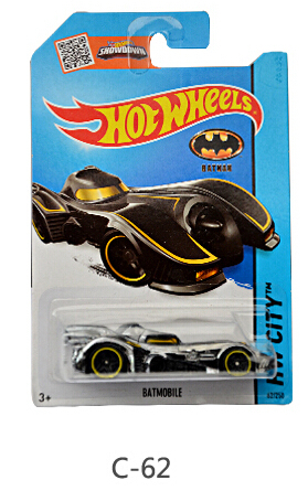 Hot Wheels model c62 Sports car kids toys Plastic metal miniatures classic collectible toy car Authorized sales Toy Vehicles(China (Mainland))