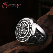 steel soldier new arrvial men knights templars ring stainless steel high quality fashion jewelry popular ring(China (Mainland))
