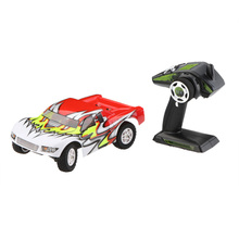 High Performance New TROO E18SC BL V1 1/18th 1:18 SCALE 4WD Brushless Short Truck with 3CH RC Car Transmitter(China (Mainland))