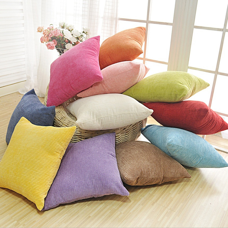 gallery for colorful bedroom pillows