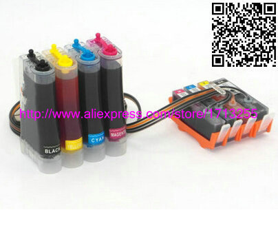 1set CISS for HP 934 935 XL for HP934XL BK &amp; for HP935XL Color Continuous Ink Supply System for HP DJ 6230 6830 printer<br><br>Aliexpress