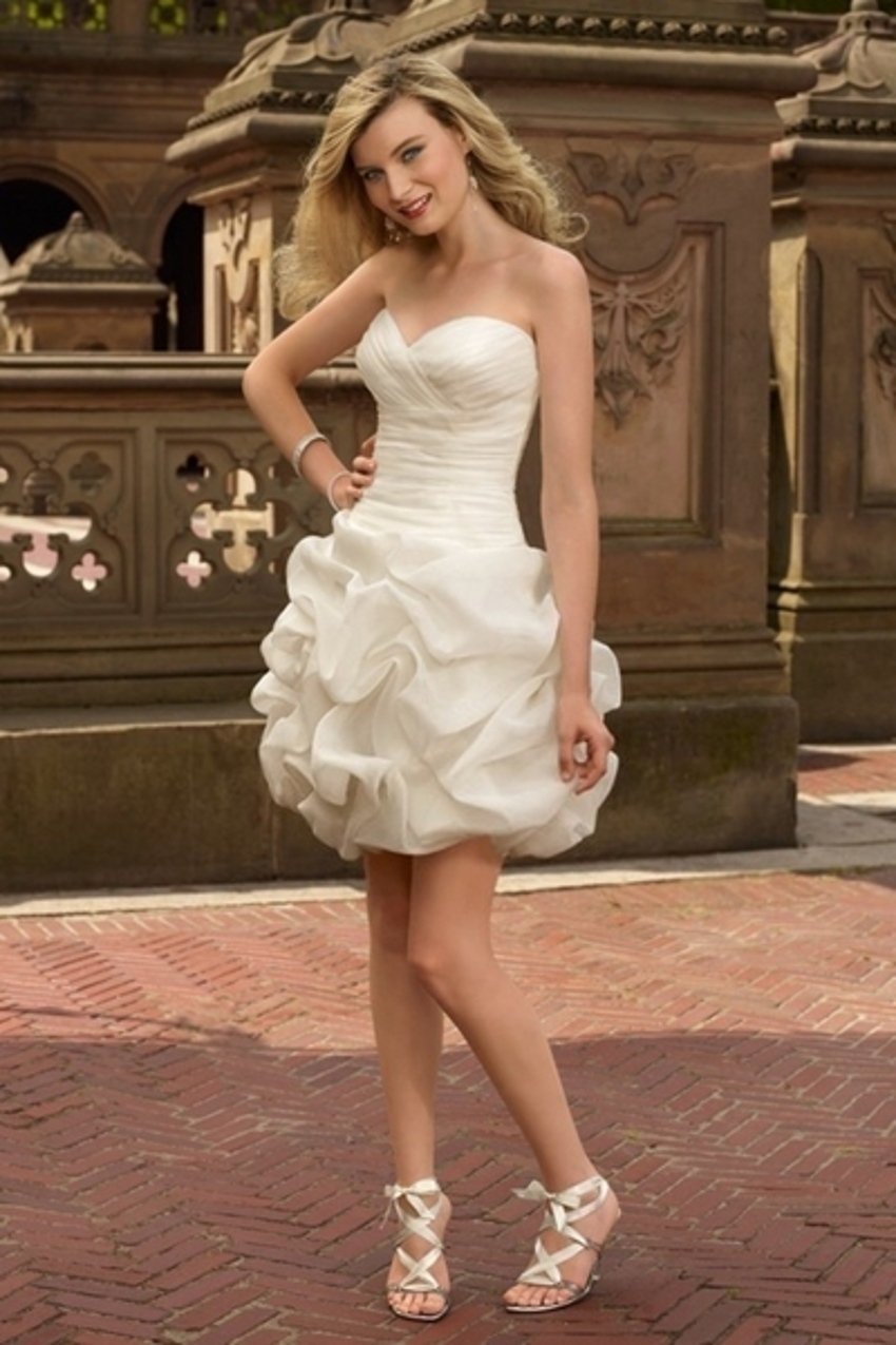 buy sweetheart sexy short wedding dresses
