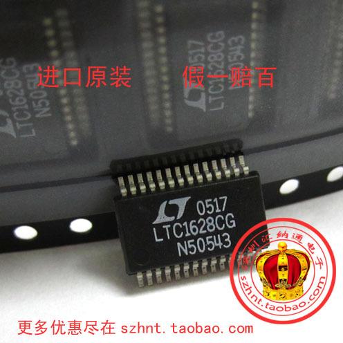 Здесь можно купить  LTC1628CG SSOP28  Электронные компоненты и материалы