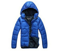 Free Shipping Men's Down Coat Winter Warm Jacket Face Overcoat Parka, Hot Sale in Stock yptpa700 The jacket(China (Mainland))