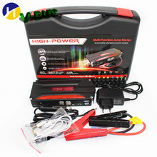 Upgraded 68800mAh 12V Multi-function Jump Starter Car Emergency 4 USB Power Bank Battery Charger for diesel and gasoline car(China (Mainland))