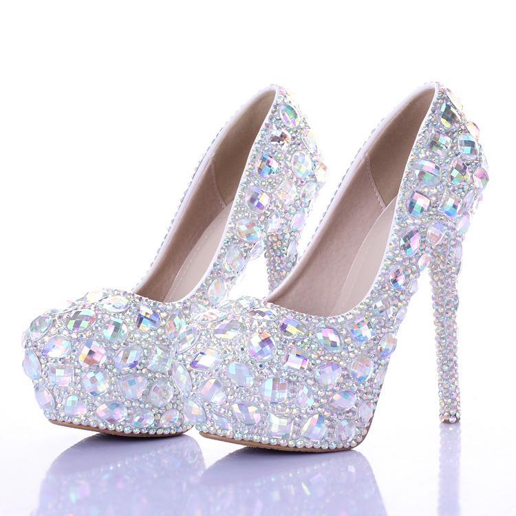 Beautiful Wedding Shoes 018 - Beautiful Wedding Shoes