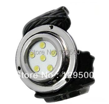 (6pc)6*1W LED marine light/LED boat light/ LED underwater light Bar Shape Stainless Steel