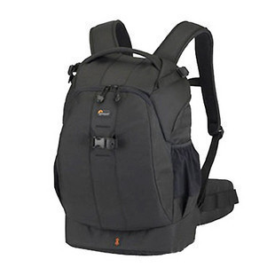 Black Lowepro Flipside 400 AW Photo Digital DSLR Camera Bag Backpack with All Weather Cover(China (Mainland))