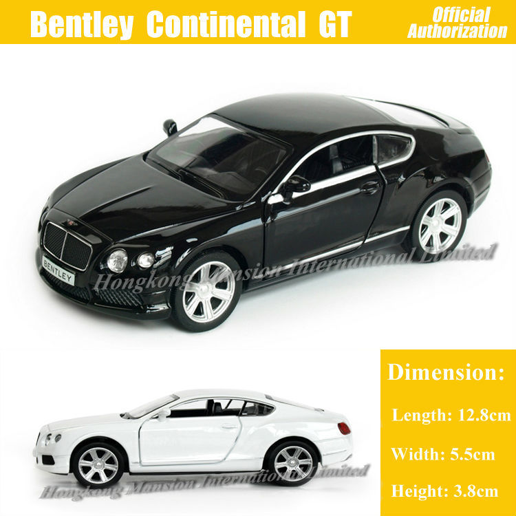 136 Car Model For For Bentley Continental (1)