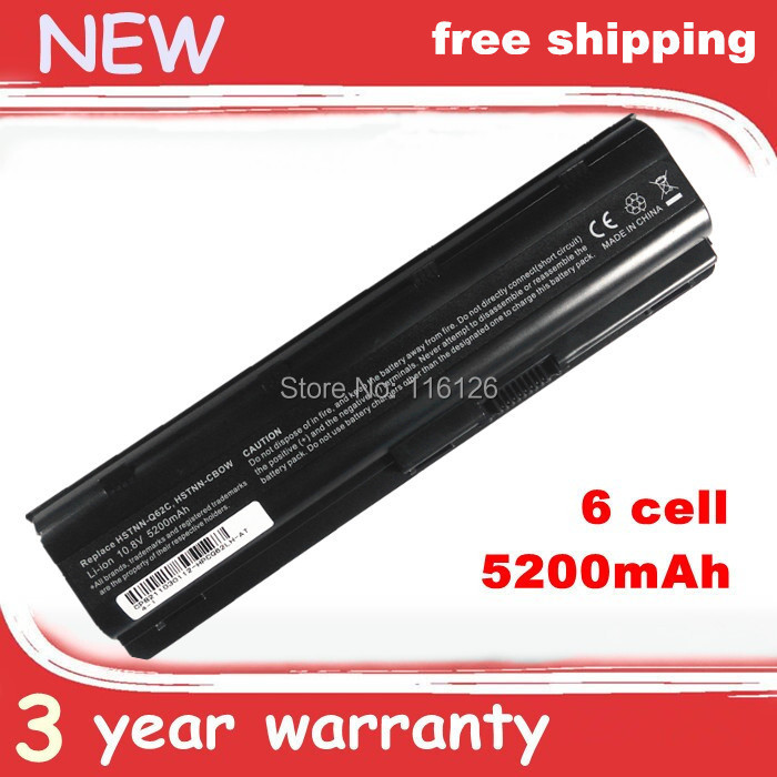 Laptop battery HP COMPAQ HSTNN-CB0W	HSTNN-CBOW	HSTNN-F01C HSTNN-F02C	HSTNN-I78C	HSTNN-I79C GSTNN-Q62C HSTNN-I81C - Low price and Monopoly store