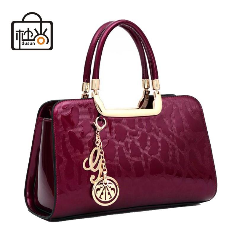 Brilliant Leather Women Bag Bag Design Famous Brand Quality Leather Handbags