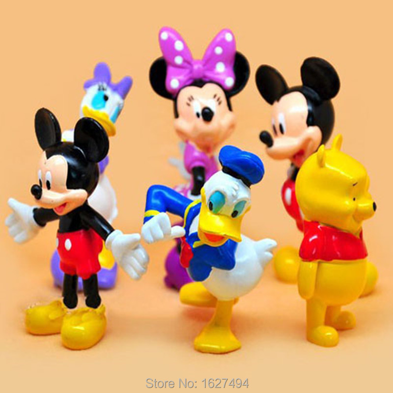 Mickey Mouse Toys : Popular minnie mouse figurines buy cheap
