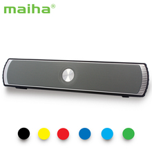 Maiha Portable Wireless Bluetooth Speaker Mini Stereo Audio Sound With Microphone Speakers for Mobile Phone Tablet Laptop D007(China (Mainland))