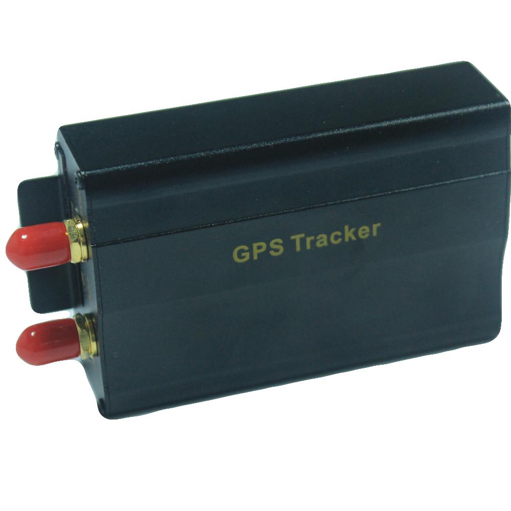 Factory GPS TK103B TK103 TK103A Vehicle GPS Tracker Anti-theft Alarm With Quad Band PC & Web-based GPS Tracking System(China (Mainland))