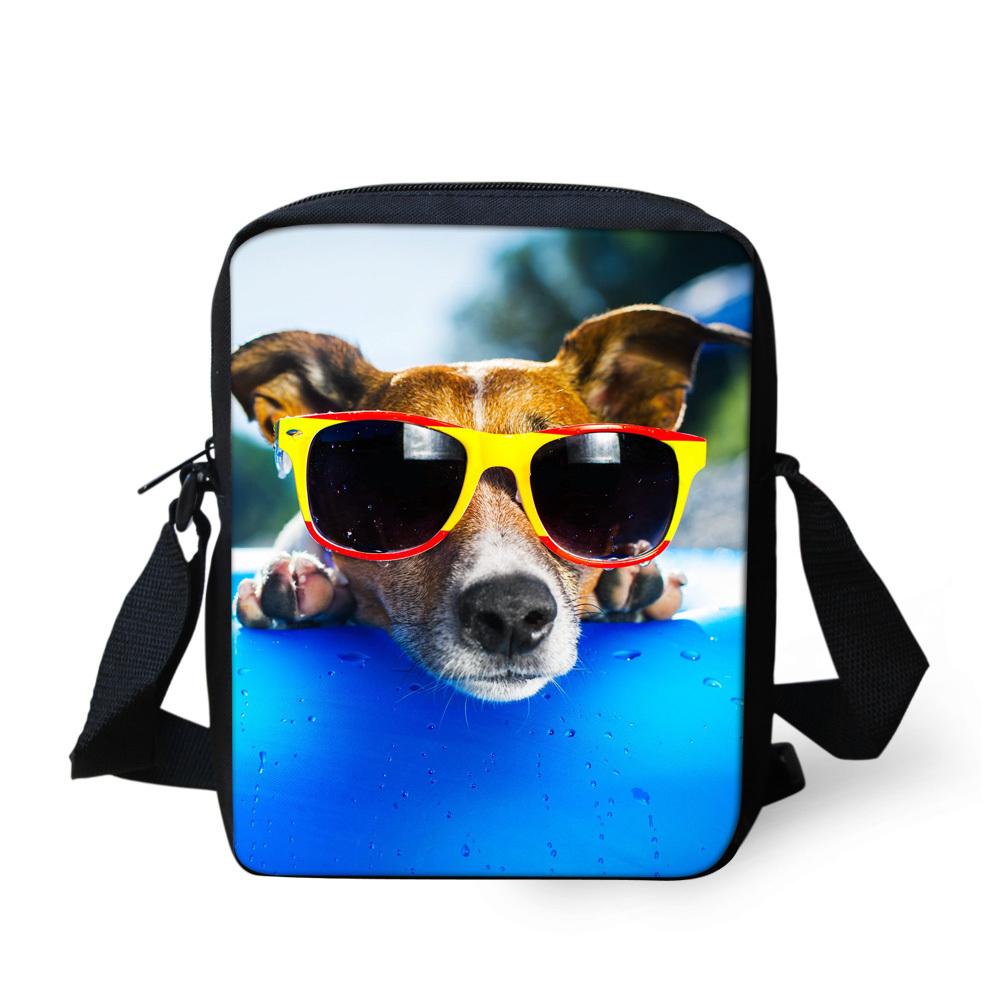 Cool Mini Children School Bag Kids 3D Animal Pug Dog School Bag For Boys Girls Cute Baby Kindergarten Book Bags Mochila Infantil(China (Mainland))