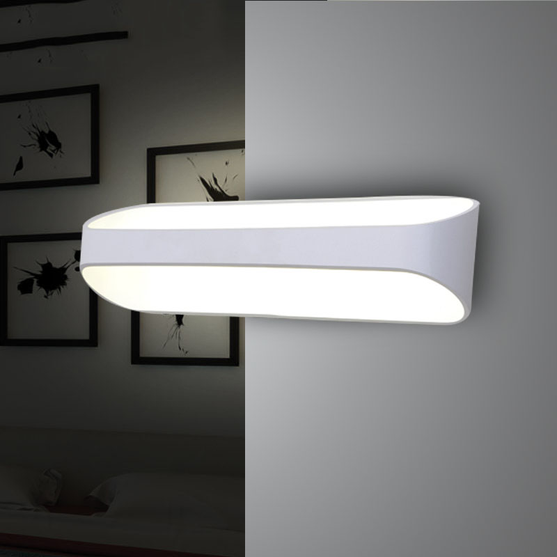 Peerage personalized bedside wall lights modern brief led wall lamp stair lamp luminaire mural led exterieur