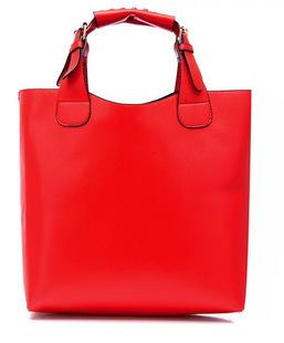 2015 New Vintage bag Leather bags women Celebrity Tote Shopping Bag Handbag Free ShippingWL4009(China (Mainland))