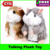 Super Likable Hamster Copy Voice Pet Recorder Talking Plush Toy