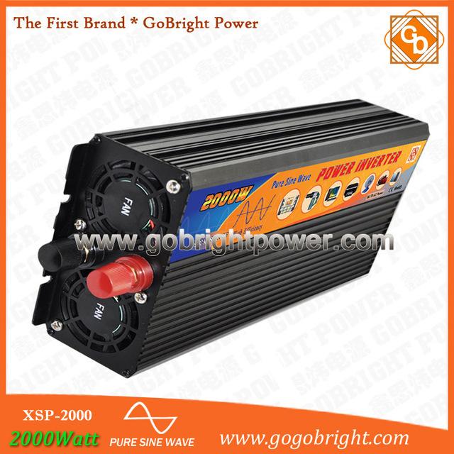 FREE 2000w solar off grid inverter XSP-2000-24v