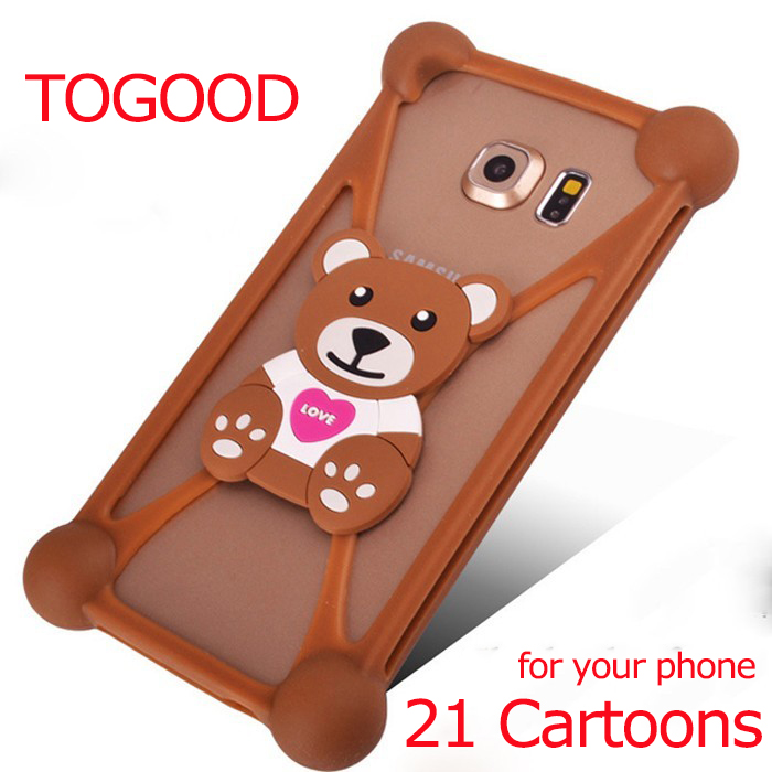 Cute Cartoon Stitch Hello Kitty Silicone Case For iPhone 5 SE 6 6S Plus Prestigio Muze D3 3530 Duo Muze E3 3531 Phone Cover Capa(China (Mainland))