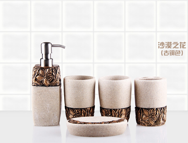 accessoires de bain de r sine ensemble achetez des lots petit prix accessoires de bain de. Black Bedroom Furniture Sets. Home Design Ideas