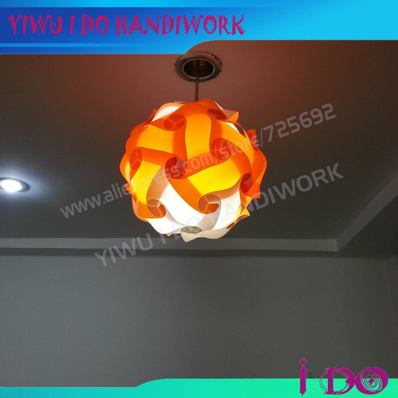 Novelty Lamp Crossword : 2014 New arrival wholesale IQ puzzle lamp iq jigsaw lights Medium size PP puzzle lampshade DHL ...