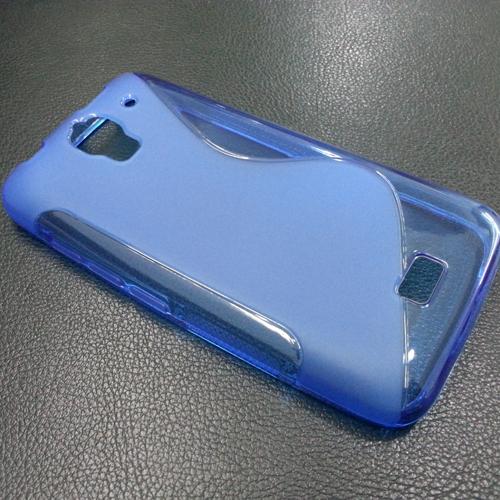 100pcs/lot S Line Pattern TPU Gel Case Cover For Huawei Ascend Y360, Soft Back Fundas Capa Celular+Stylus Pen