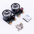 2pcs Infrared LED Light 3W 850 Raspberry Pi Camera Board Module Night Vision Infrared IR Free