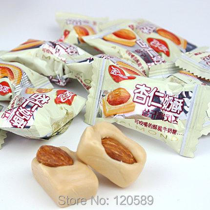 Потребительские товары Almond Milk Crispy Hard Candy 250 , kitchenaid 5kes0503e almond creme