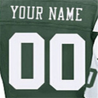 100% stitched Men's #15 Brandon Marshall #22 Matt Forte #24 Darrelle Revis #87 Eric Decker elite Custom football jerseys(China (Mainland))