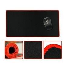 1PCS Rubber Huge Extra XL Large Size Gaming Mouse Pad Locked 600*300*3mm For Optical Trackball Laser Mouse Free(China (Mainland))