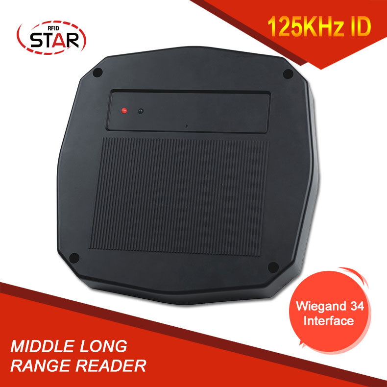 rfid proximity 125Khz EM ID Card 70~100cm long distance range reader with wiegand26 output (ST-M03)(China (Mainland))