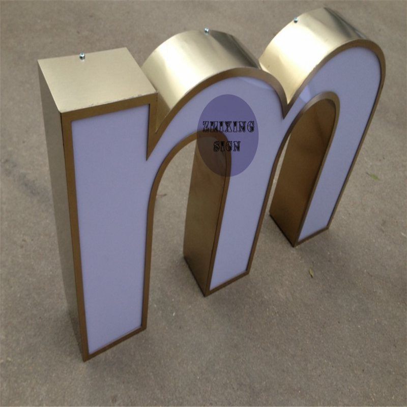 Popular Acrylic Channel Letters Buy Cheap Acrylic Channel