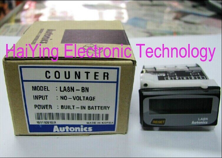 New and original  Autonics LA8N-BN  Counter  Add the count   LCD counter<br><br>Aliexpress