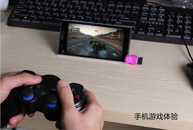 2.4G Gamepad Android Controllers Wireless Gamepad Joystick Android Controller for Tablet PC Smart TV Box for Samsung Xiaomi (1)