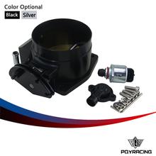 Buy PQY RACING- 92mm throttle body + TPS IAC Throttle Position Sensor LSX LS LS1 LS2 LS6 SILVER BLACK PQY6937+5961 for $73.00 in AliExpress store