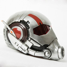 Ant - man casque Ant homme masque Cosplay halloween masque mascaras masques fallout slipknot salaire batman iron man casque(China (Mainland))