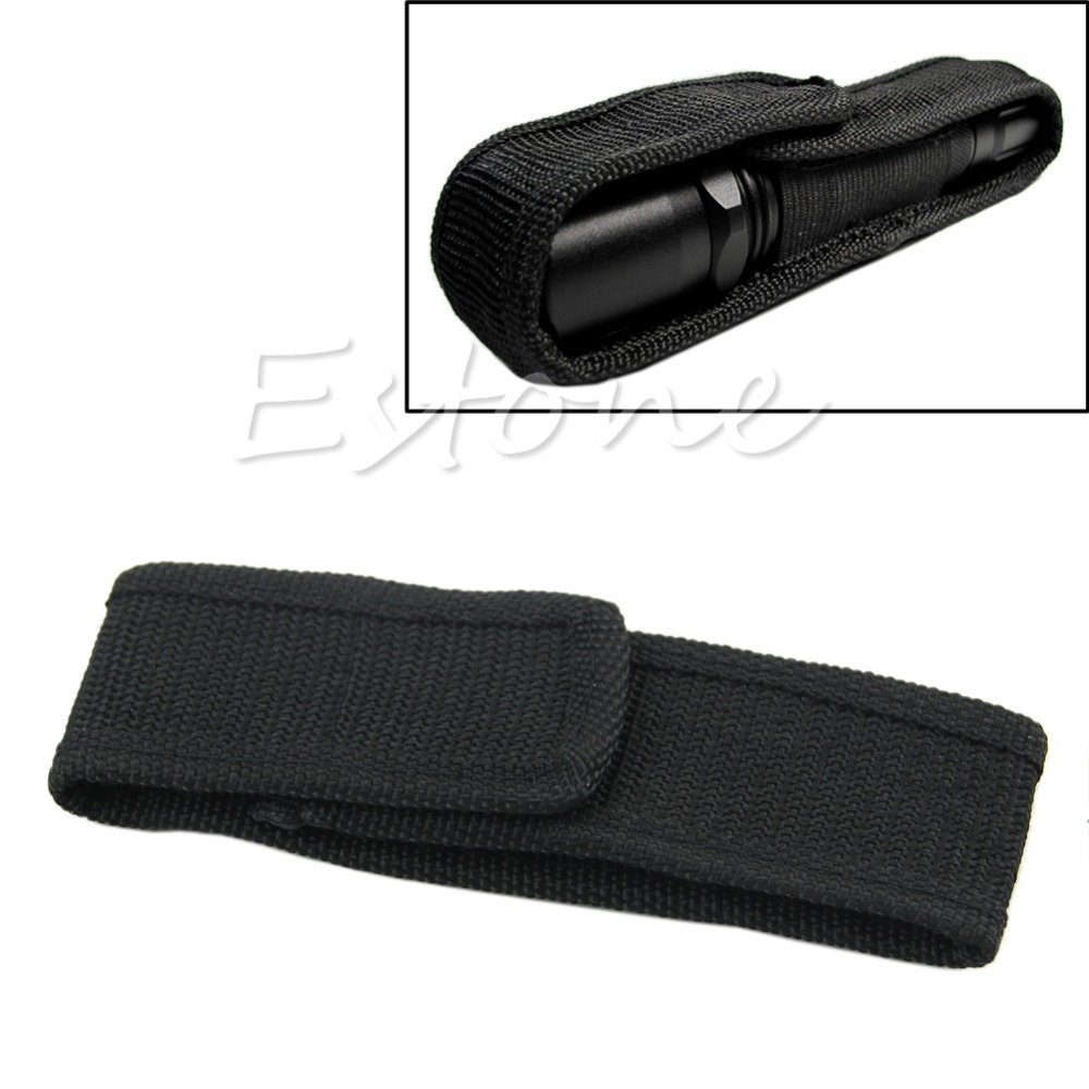 New Nylon Holster Holder Belt Pouch Cover Bag Case For Cree LED Flashlight Torch-(China (Mainland))