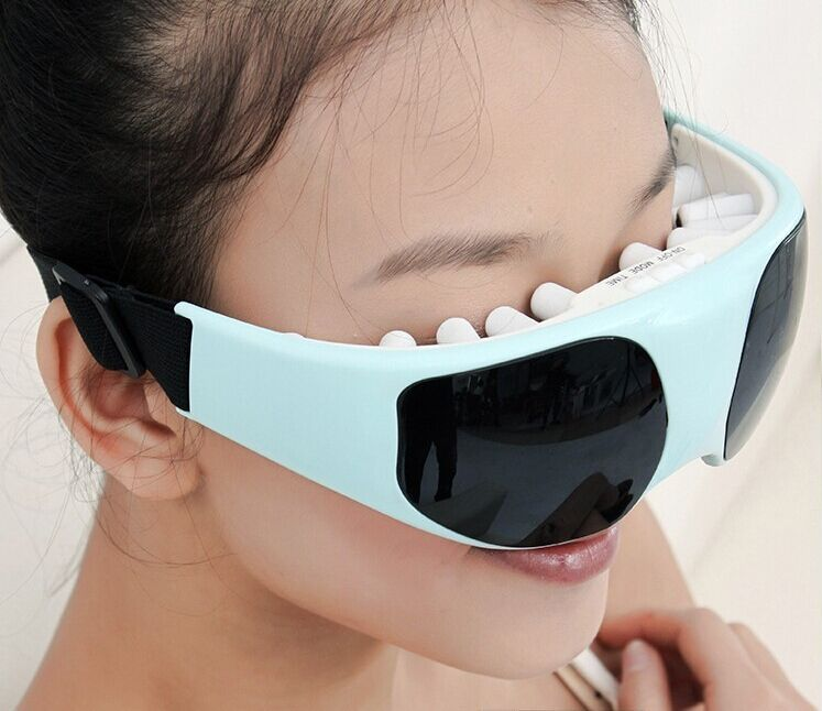 Useful Protable Eyes Massager Sight Protector Care Electric USB DC Forehead Eye Massage with Battery Health Care Hot Selling<br><br>Aliexpress