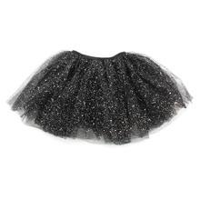 Multi-Color Kids Princess Tutu Skirt Baby Girl Ballet Dance Wear Skirt 2-7Y(China (Mainland))