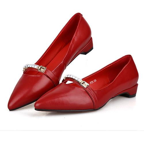 Online Get Cheap Red Bottom Flats -Aliexpress.com | Alibaba Group