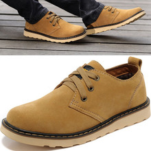 Winter male casual shoes board shoes male leather shoes british style tooling lyrate shoes plus size 46 47 48(China (Mainland))