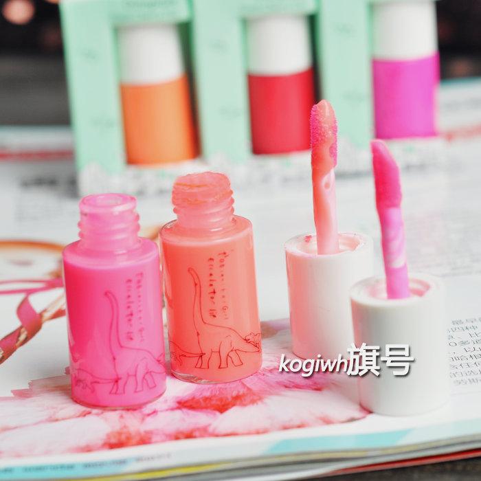 free shipping 1lot=10pcs Super moisturizing hydra ! small lip gloss lip gloss liquid lipstick make-up small-sample