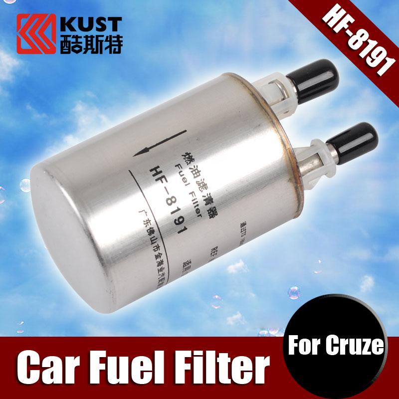 chevrolet cruze fuel filter