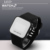 Fashion Silicone LED Watch Mirror Watches For Both Men and Women child relojes .Different Colors Wholesale.High Quality.