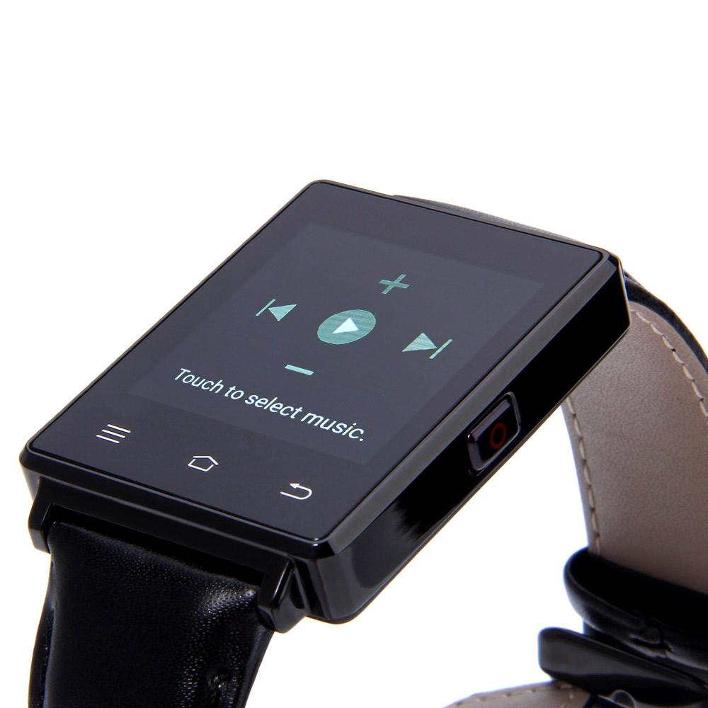 No.1 d6 3g smartwatch android 5.1 mtk6580 четырехъядерных процессоров 1.3 ГГц 1 ГБ/8 ГБ 1,63 дюйма wifi bluetooth 4.0 gps телефон интеллектуальные часы