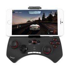 1pcs iPega Wireless Bluetooth Game Controller Gamepad for iPhone for Android Dropshipping(China (Mainland))