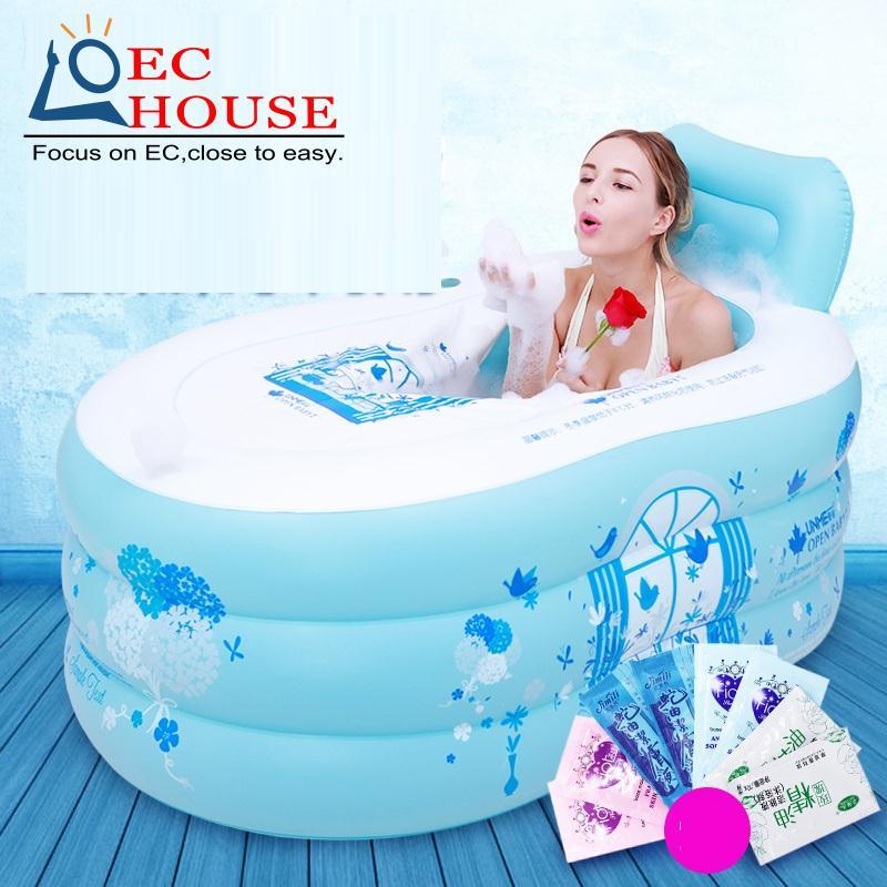 inflatable adult bathtub promotion achetez des inflatable. Black Bedroom Furniture Sets. Home Design Ideas