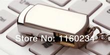 u disk flash disk rotating 4gb 8gb 16gb 32gb Moon metal  usb flash drive jewelry usb memory pen driver gifts gadget